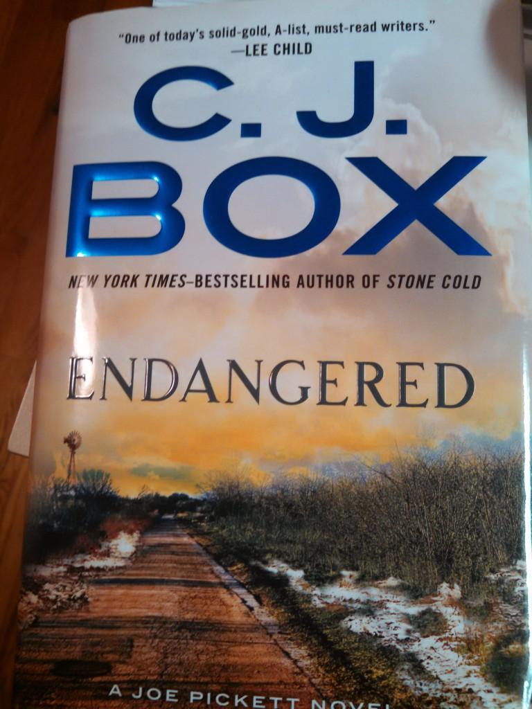 Endangered 2015