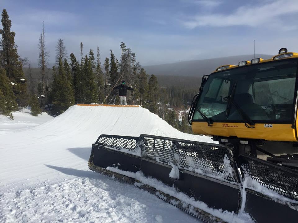Snowy Range Terrain Park