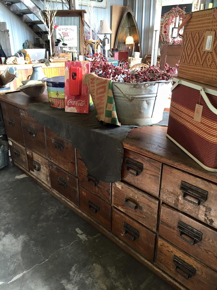 Bent and Rusty Barn Sale July 2
