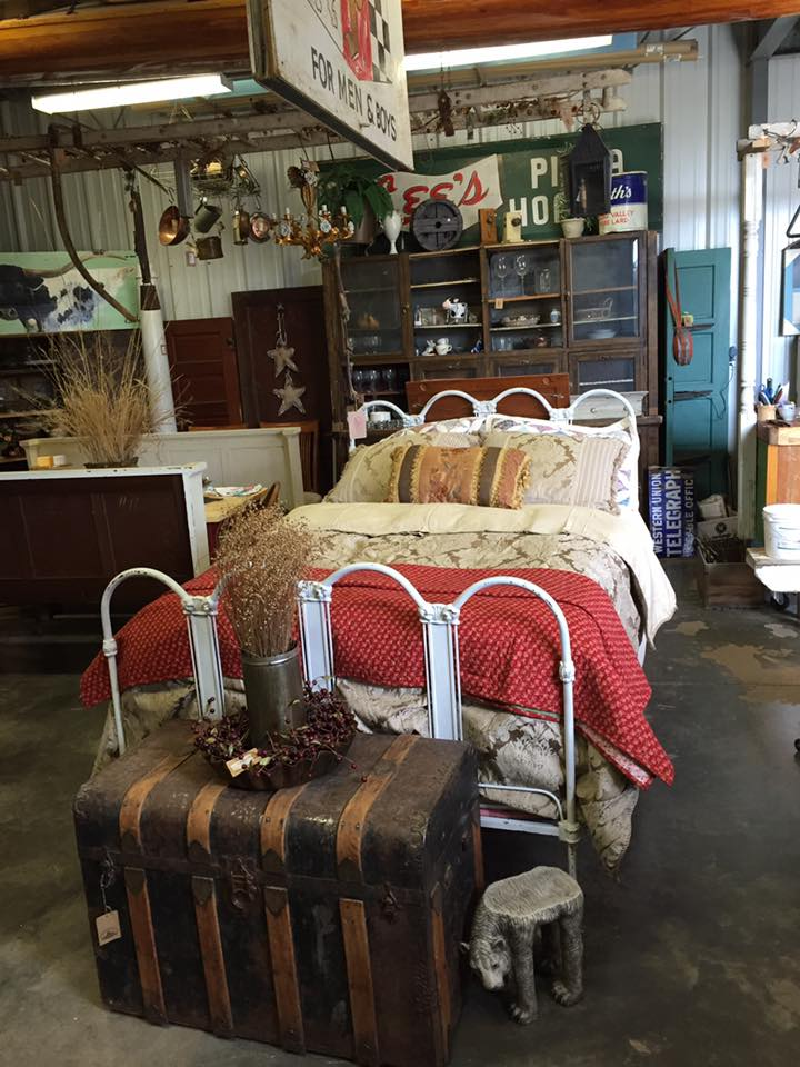 Bent and Rusty Barn Sale July