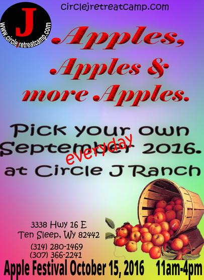 Circle J Ranch event 2016